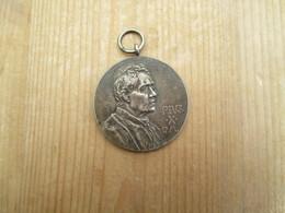 Pius X Zilver ,,,???4 Cm Diameter - Religion & Esotérisme