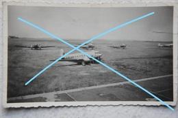 Photo ABL Force Aérienne Circa 1945-50 Douglas DC3 Vliegtuig Avion Aviation Plane - Luftfahrt