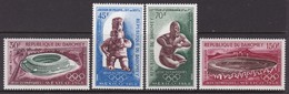 SERIE NEUVE DU DAHOMEY - JEUX OLYMPIQUES DE MEXICO N° Y&T PA 89 A 92 - Zomer 1968: Mexico-City