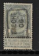 Brecht 1906  Nr. 751A - Precancels