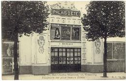 TOURCOING - Ciné - Café - Palais D' Éte - 16 Rue Charles Wattinne - Photo Bourgois - Tourcoing
