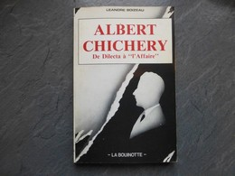 Albert Chichery, Léandre Boizeau, La Bouinotte 1990 INDRE ; L03 - Libri, Riviste, Fumetti