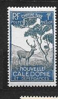 Nouvelle-Calédonie Et Dépendances:timbre Taxe Y & T N°36 ** Gomme Terne - Ohne Zuordnung