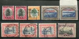 Südwestafrika Dienstmarken Restposten - South West Africa (1923-1990)