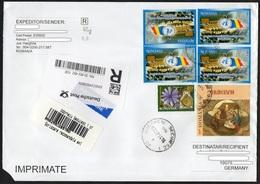 Rumänien 2005- 2013  R- Drucksache/ Printed Matter/ Imprimes  Europa ,  Format/ Size 23x16cm ! - Briefe U. Dokumente