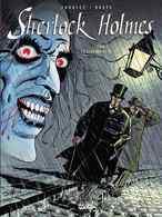 Sherlock Holmes T 5 Le Vampire De West-End EO BE SOLEIL 09/2002 Croquet Bonte (BI3) - Editions Originales (langue Française)