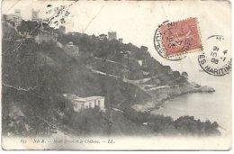 L170A_164 - Nice - 855 Mont-Boron Et Le Château - Timbre Perforé CL - Altri