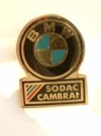 Pin's BMW - SODAC CAMBRAI - BMW