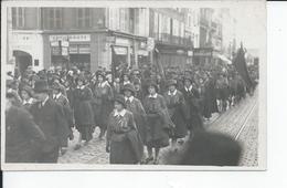 CLERMONT FERRAND  Manifestation D 1 Novembre 1932 - Clermont Ferrand