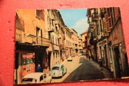 Biella Via Italia + Auto VW Maggiolino E Negozi NV - Biella