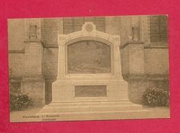 C.P. Alsemberg =  Denkmaal  1914-1918 - Beersel