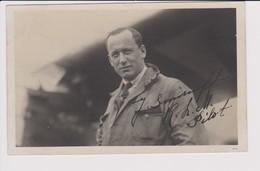 Vintage Rppc KLM K.L.M Royal Dutch Airlines Pilot - 1919-1938: Between Wars