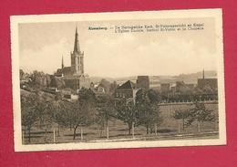 C.P. Alsemberg = De  Hertogelijke Kerk - St-Victorsgesticht -  Kapel - Beersel