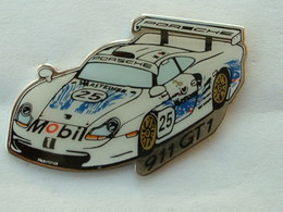 Pin's PORSCHE 911 GT1 - Porsche