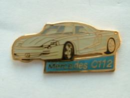 Pin's MERCEDES C112 - Mercedes