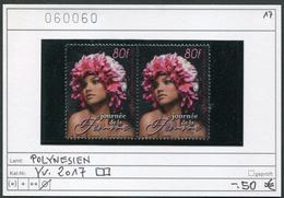 Frz. Polynesien - Polynésie Francaise - Michel ?? Im Paar / Pair- Oo Oblit. Used - Gebraucht