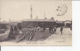 NANGIS  La Sucrerie  1916 - Nangis