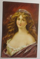 Künstlerkarten, Frauen, Mode, Erotik,  1908  ♥ (37119)  - Künstlerkarten
