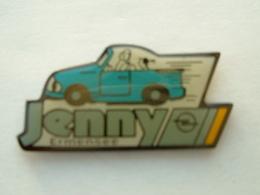 Pin's OPEL - JENNY - Opel