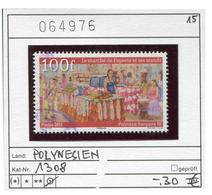 Frz. Polynesien - Polynésie Francaise - Michel 1308- Oo Oblit. Used - Gebraucht