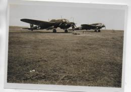 AK 0405  Flugzeuge ( Militaria )- Photographie - Aviation