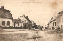 Petite-Forêt Rue De Raismes (état Moyen) - Andere Gemeenten