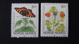 Norway - 1993 - Mi:NO 1114-5, Sn:NO 1033-4, Yt:NO 1071-2**MNH - Look Scan - Norwegen