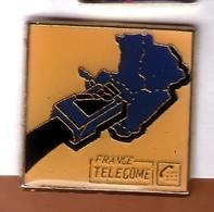 X73 Pin's France Telecom Région Achat Immédiat - Telecom De Francia