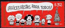 Argentina - 2017 - Christmas - Mint Stamp - Ungebraucht