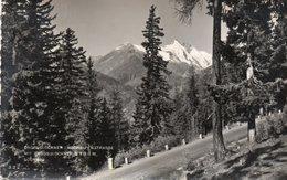 GROSSGLOKNER-HOCHALPENSTRASSE-HELIGENBLUT-1950-REAL PHOTO - Heiligenblut