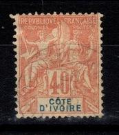 Cote D'Ivoire - YV 10 Oblitéré - Usados