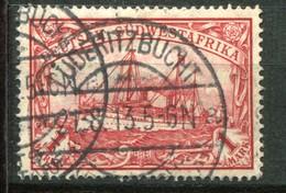 Deutsch Südwestafrika Mi# 29A Gestempelt - Kolonie: Deutsch-Südwestafrika