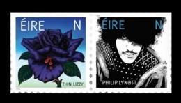 Ireland 2019 Mih. 2337/38 Music. Iconic Irish Rock Band Thin Lizzy MNH ** - 1949-... Republik Irland