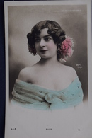 OLD POSTCARD - Danseuse - SUSY - Moulin Rouge - Photo - Walery - Kabarett - Kabarett
