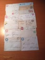 +++ Sammlung Alt Deutschland 14 Umschlagen Ab 1851 +++ - Sammlungen (ohne Album)