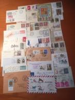 +++ Sammlung Andorra 25 Covers And Cards +++ - Sammlungen (ohne Album)