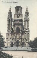 BRUXELLES - L'Eglise - Monumenti, Edifici