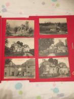 Lot 6 CPA 1900 Fresnoy Parnoy En Bassigny L'Abbaye De Morimond Maison Des Gardes Le Porche Sortie Et Entrée Ruines Vue - Bourbonne Les Bains
