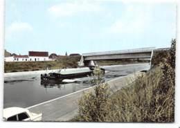 PALLUEL - Le Canal Du Nord - Péniche.-Batellerie. Edit SPADEM - Francia