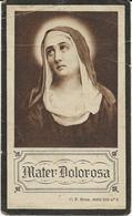 DP. STEPHANIA BAETEN ° OEVEL 1877- + VORSSELAER 1929 - Religion & Esotérisme