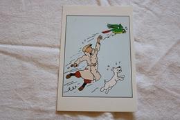CPM Carte Tintin - L'oreille Cassée - Moulinsart - Stripverhalen