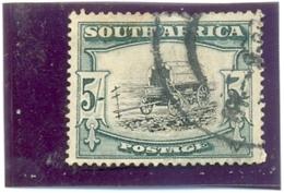 1927 AFRIQUE DU SUD  Y & T N° 29 ( O ) - New Republic (1886-1887)