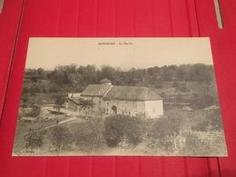 CPA Vers 1900 Fresnoy Parnoy En Bassigny L'Abbaye De Morimond Le Moulin , Petite Animation - Bourbonne Les Bains