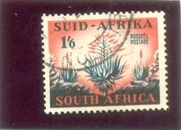 1953 AFRIQUE DU SUD  Y & T N° 198 ( O ) - New Republic (1886-1887)