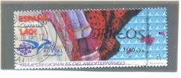 2019 ESPAGNE Y & T N° Xxxx ( O ) Trajes Regionales Del Mediterraneo 1 € 40 - 2011-... Gebraucht