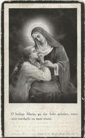 DP. MARTHA CLAEYS ° NIEUPOORT 1906- + 1927 - Religion & Esotérisme