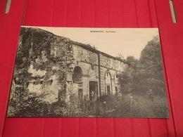 CPA Vers 1900 Fresnoy Parnoy En Bassigny L'Abbaye De Morimond Le Cloitre En Ruine Avec Classe Enfants,  Animation - Bourbonne Les Bains