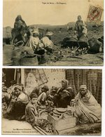 MAROC: 5 CPA + TUNISIE: 3CPA + TANGER: 1 CPA ( SCENES Et TYPES). - Maroc