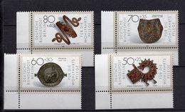 BERLIN 1987 MNH DE-BE 789 A 792 - Unused Stamps