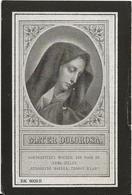 DP. ROSALIE CAURA ° SLYPE 1832- + WESTCAPPELLE 1922 - Religion & Esotérisme
